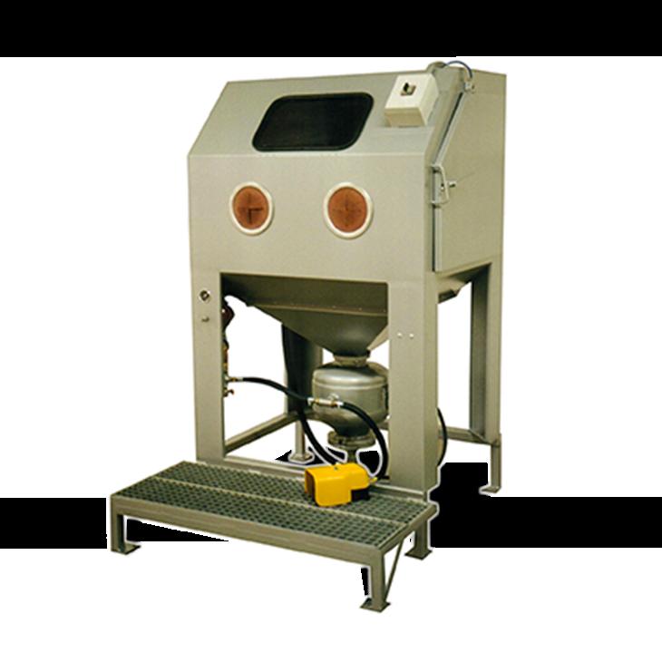 Cabine de sablage microbillage S110