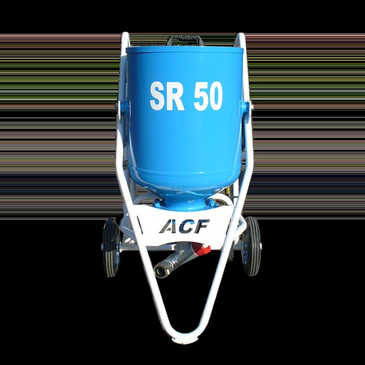 Sableuse spécial location SR - ACF